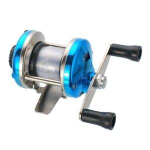 3.0:1 Bait Casting Left Right Fishing Wheel with Magnetic Brake Carp Mini  SU