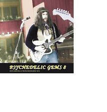 Psichedelica GEMS 8 (1970); 16 Psych/Prog/Blues tracks from the 7th recklinghause