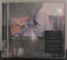 JILL SCOTT - Who Is ~ CD ALBUM