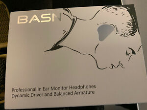 BASN in Ear Monitor Earphones