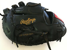 Rawlings The Gold Glove Co. Professional First Baseman Mitt RHT Model No. GGFBB