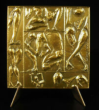 Médaille Jacques DESPIERRE (peintre cubiste à la Monnaie de Paris 1972 cubisme