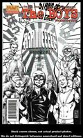 Boys, The 25/C WildStorm  VF/NM 1:25 Sketch Variant Cover by Darrick Robertson