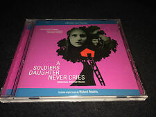 A SOLDIERS DAUGHTER NEVER CRIES - ORIGINAL SOUNDTRACK - CD