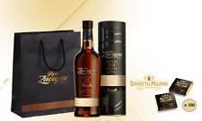 RON ZACAPA 23 CL 70 + 100 Cioccolatini BARATTI x Rum + BUSTA ORIGINALE da Regalo