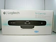 LOGITECH TV Cam HD | 960-000921 | Skype via TV without a Computer | USED