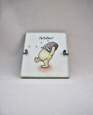 Winnie The Pooh - Oh Bother! - Mini Framed Print  Free Postage