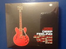 DEEP.  FEELING.       75.  TRACKS BY BLUES. GUITAR  HEROES.        THREE. DISCS.