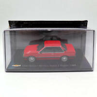 Altaya IXO 1:43 Chevrolet Monza Serie I Sedan 1985 Diecast Toy Models Collection