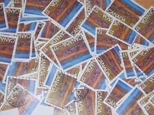 Canada 1980, 17c Alberta x 100 Stamps #C5405