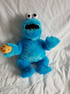 Sesame Street Talking Cookie Monster Hand Puppet plush