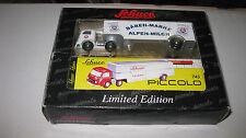 1/90 SCALE HO SCHUCO PICCOLO MERCEDES BENZ TRUCK & TRAILER LTD ED  #01839