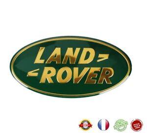Badges Autocollants Remplacement Land Rover Range Rover L322 Calandre Coffre