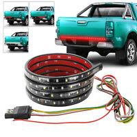 60inch 90 LED Reverse Brake Signal Tailgate Light Strip Bar for Pickup Trucks