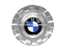 BMW e36 e39 Wheel Center hub Cap cross spoke x1 GENUINE e36.7 oem 15 inch emblem