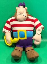 Chummy Muttonchops DOODLE PIRATE PLUSH FIGURE DOLL