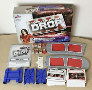 The Million Pound Drop Board Game 2010 by Drumond Park #1320 100% Complete VGC