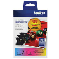 Brother MFC-J430W Combo Pack Ink Standard Yield (3x 300 Yield)(C/M/Y)
