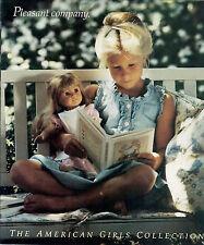 1988 RETIRED PLEASANT COMPANY CATALOG~AMERICAN GIRL KIRSTEN COVER~SAMANTHA~MOLLY