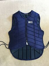 Intec equestrian safety riding vest Adult size 36
