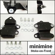 Classic Mini Engine Mount Kit Captive Thread Nut Type 21A1902 subframe austin LE