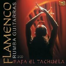 Rafa El Tachuela Flamenco Rumba Guitarras  2CD ARC RECORDS CD 2003 RAR!