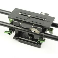 Lanparte VMP-01 Baseplate Height Adjustable Quick Release Base Plate with VCT-14
