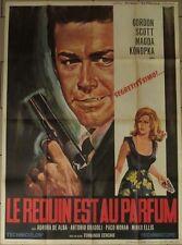 LE REQUIN EST AU PARFUM affiche film 120x160 cm 1967