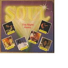 SOUL THE NIGHT AWAY - FORTUNE RECORDS CD SAMPLER