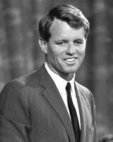 US Senator ROBERT KENNEDY RFK Glossy 8x10 Photo Historical Print Photograph