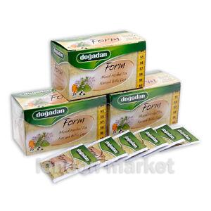 Form Tea Weight Loss Management slimming Herbal Dogadan