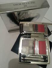 Dior Blue-Tie Smoking White Eyeshadow Palette BNIB