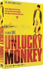 Unlucky Monkey - Shin'ichi Tsutsumi - Japanese Crime Thriller