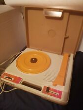 Vintage Fisher Price 825 Record Player Phonograph