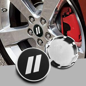 """4pcs Wheel Center Hub Caps 63mm 2.48"""" For AVENGER CALIBER CHALLENGER DAKOTA RAM"""