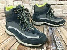 LL BEAN Tek2.5 Waterproof & Insulated Winter Snow Ankle Boots Women's 7.5 M