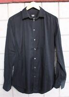 CAMICIA SHIRT DOLCE E GABBANA shirt slim fit casualwear MADE IN ITALY sz. L