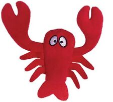 """LOOPIES SMALL TINY TEACUP 3.5"""" LOBSTER HEAD DOG TOY. FREE SHIPPING IN THE USA"""