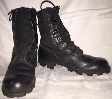 Mens Size 6.5 R Regular RO-SEARCH Military Combat Punk SPIKE PROTECTIVE Boots