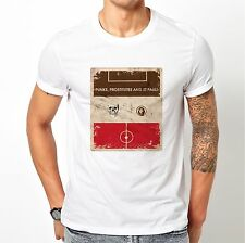 T Shirt Football St Pauli Ultras Casuals FC Away Days Top Shirt Hooligan