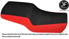STYLE 2 RED & BLACK VINYL CUSTOM FOR DUCATI SUPERSPORT 900 SS 91-98 SEAT COVER