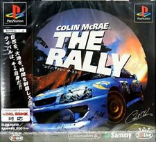 USED PS1 PS PlayStation 1 ​​Colin McRae The Rally