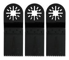 3er Set Japan Sägeblatt 34 mm für Holz pas.für AEG, E-Cut, Multimaster, Fein