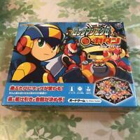 CAPCOM HANAYAMA Rockman EXE Catan stream Portable Board Game