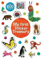 The World of Eric Carle My First Sticker Treasury by Parragon %7c Paperback Book %7c