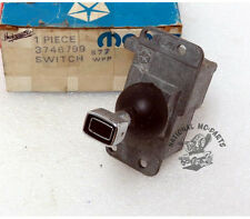 NOS 75-77Fury, 75-76Coronet,76Charger&77 Monaco 2Spd Wiper/Washer Switch 3746799