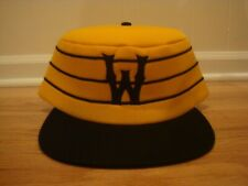 VTG Watertown Pirates 80s snapback hat cap Minor League Pillbox RARE retro