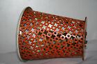 lampe applique spot lustre moderniste design années 70 orange mategot vintage