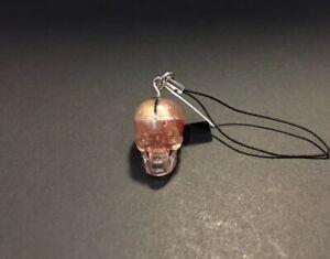 Kitan Club Science Techni Colour Human Miniature Transparent Skull Model A Strap