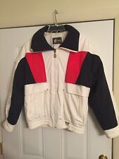 Mens Vtg 1980's TYROLIA Insulated Ski Skiing Snow Jacket Parka Coat Medium EXC